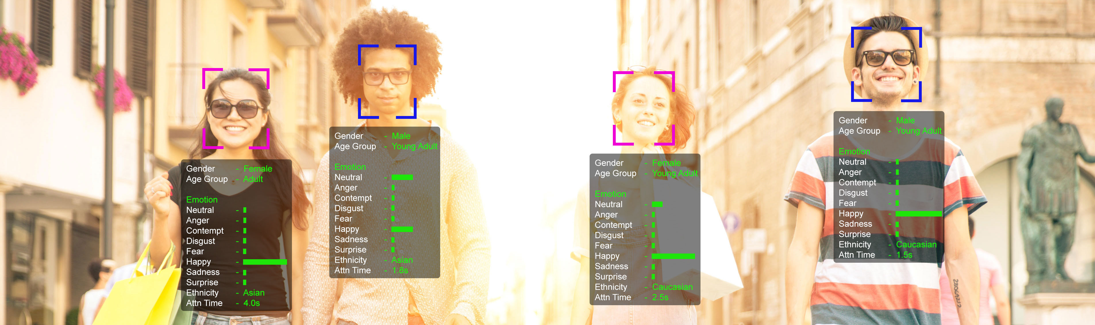 Face Analytic Mapping